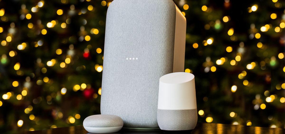 slimme speaker als kado voor de kerst