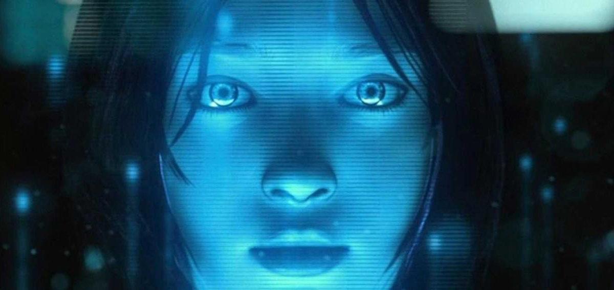 Microsoft Cortana spraakassistent