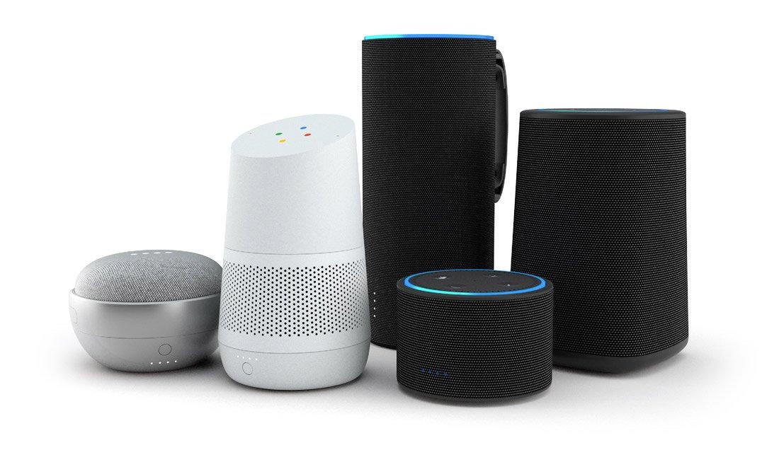 accessoires voor smart speakers kopen